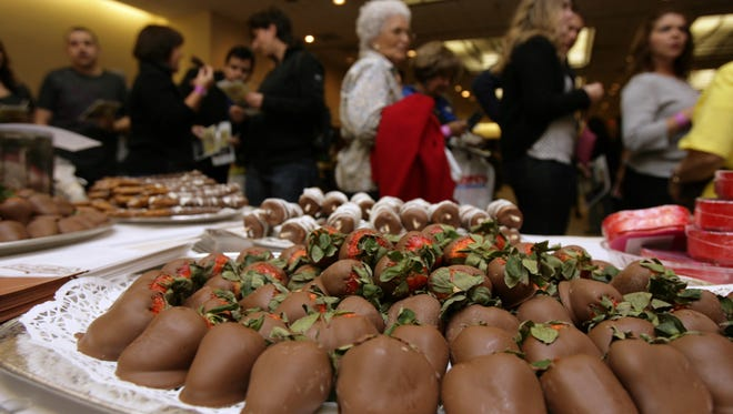 The fifth annual A Chocolate Affair is set for 6 p.m. Jan. 28 at the Camino Real Hotel.