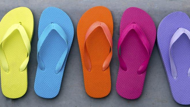 Flip flops--form or function