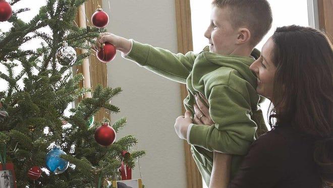 Christmas tree safety 101