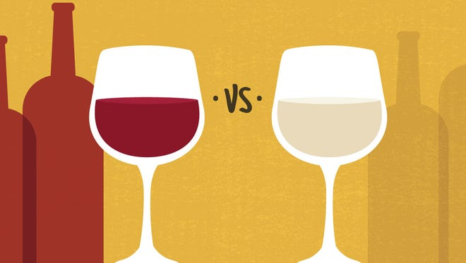 Red or white wine? Consider this.