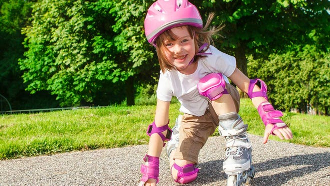 Wear sports safety gear, don't get sidelined
