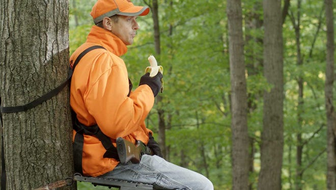 Healthy snacks for hunting