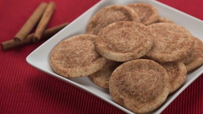 Healthy Christmas cookies? Sort of