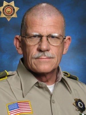 San Bernardino County Sheriff's Deputy Lawrence Falce died Tuesday.