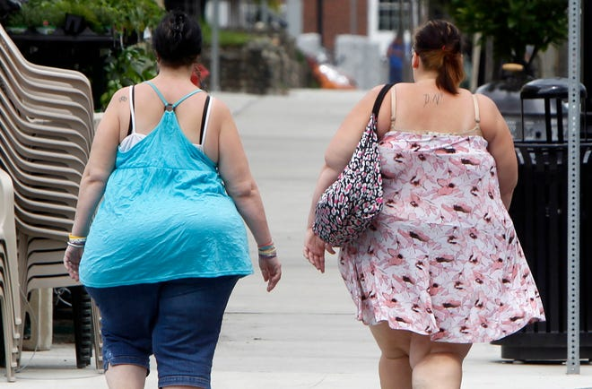 A new study shows a link between obesity and increased risk of death.