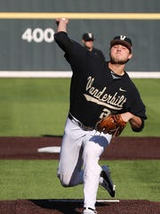 Former Vanderbilt standout Matt Ruppenthal from Bloomfield Hills was a recent 17th-round draft choice by the Houston Astros. He is currently playing Class A short-season baseball in the New York-Penn League.