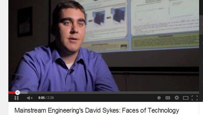 David Sykes.