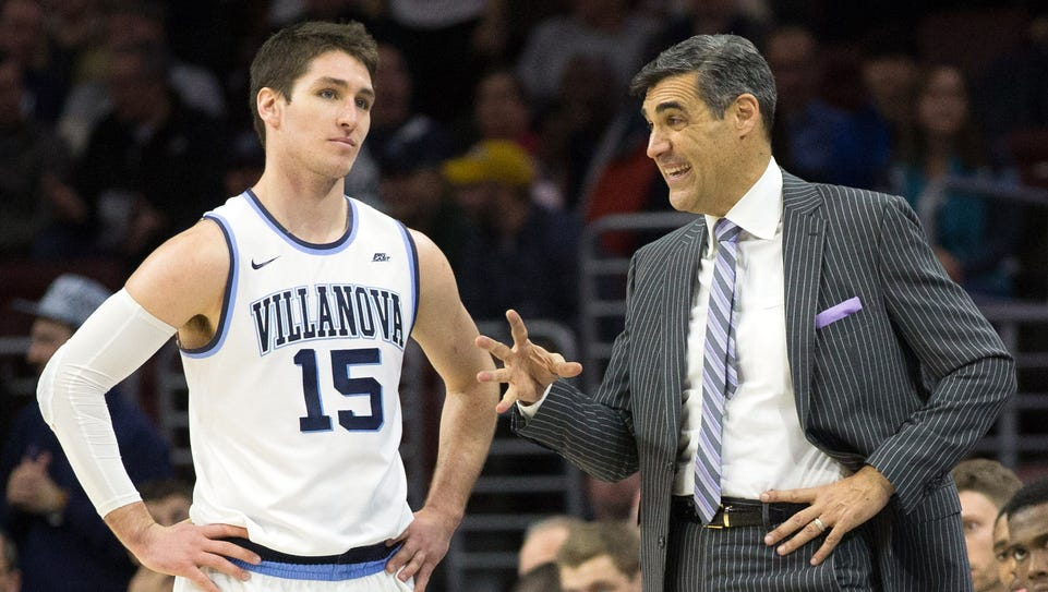 Villanova, currently atop the Big East standings, is