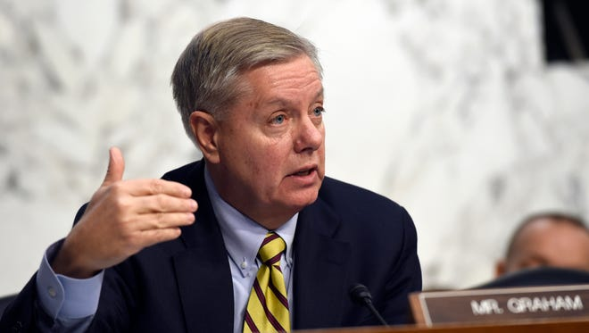 U.S. Sen. Lindsey Graham will make his bid for the presidency official with an announcement in South Carolina June 1, according to media reports.