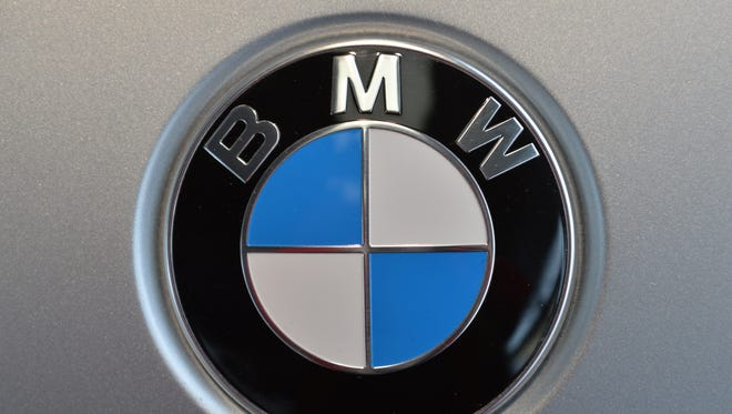 BMW previously made the two-man bobsled for the 2014 Sochi Olympics.