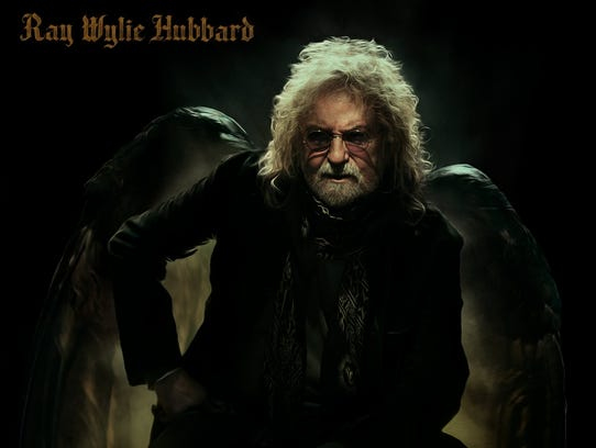 Texas singer-songwriter Ray Wylie Hubbard