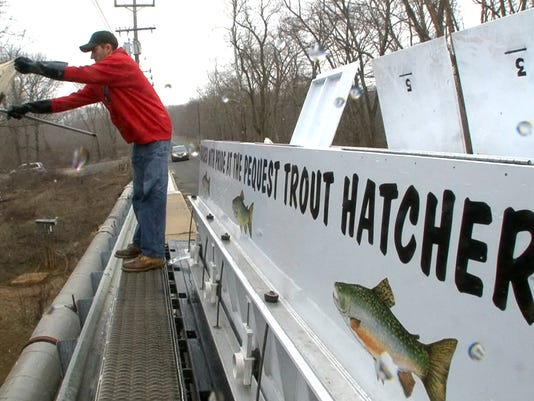 032113, TROUT STOCKING