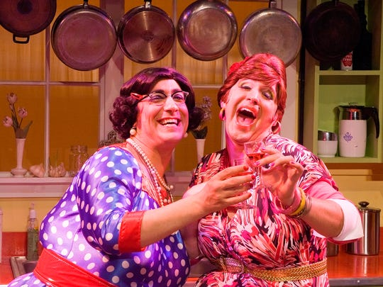 'Oy Vey! It's the Calamari Sisters!' returns to Jewish Community Center this year.