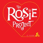 This weekend, curl up with 'The Rosie Project.' It leads USA TODAY's weekend picks for book lovers.