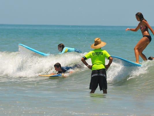 Club Zion Surf Camp