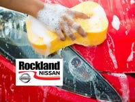 Get A FREE Car Wash At Rockland Nissan