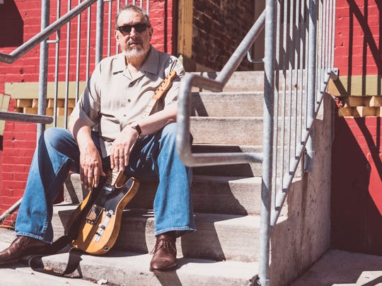 David Bromberg is looking forward to bringing home the final day of the XPoNential Music Festival.