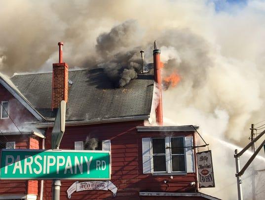 MOR 1128 Billys fire