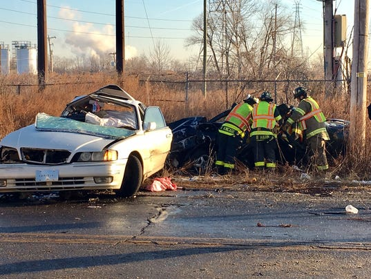 Fatal crash in Wilmington