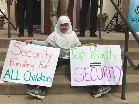 school security parity