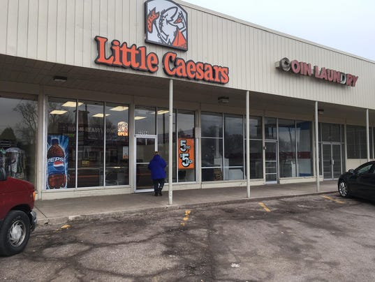 Rubin At The Original Little Caesars Life And Pizza Go On