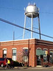 Aumsville Museum & History Center is located in the
