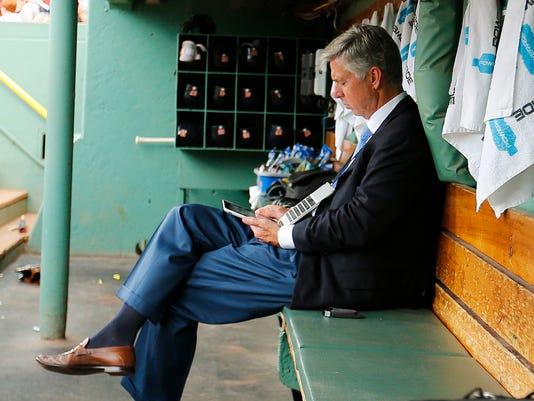 USP MLB: DETROIT TIGERS AT BOSTON RED SOX S BBA USA MA