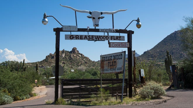 Owners of Scottsdale's iconic Greasewood Flat are looking for a new location.