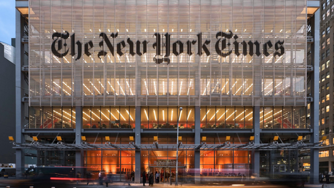 New york times q3 earnings fall on sluggish ad sales for New york times interior design
