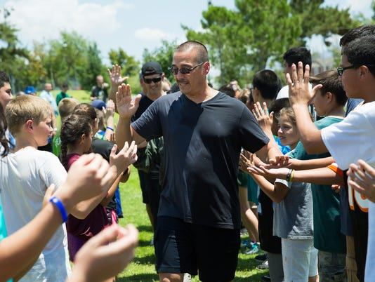 072816 Youth Water Balloon Challenge  2