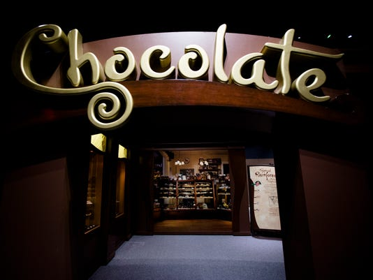 Chocolate: The Exhibit