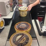 Blue Bell is back on shelves in some stores.