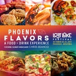 Lost Lake Festival unveils food, drink lineup for October event in Phoenix
