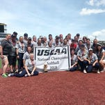 Richmond's Riley Thompson, Northern's Sarah Hall lead Cleary University to national title