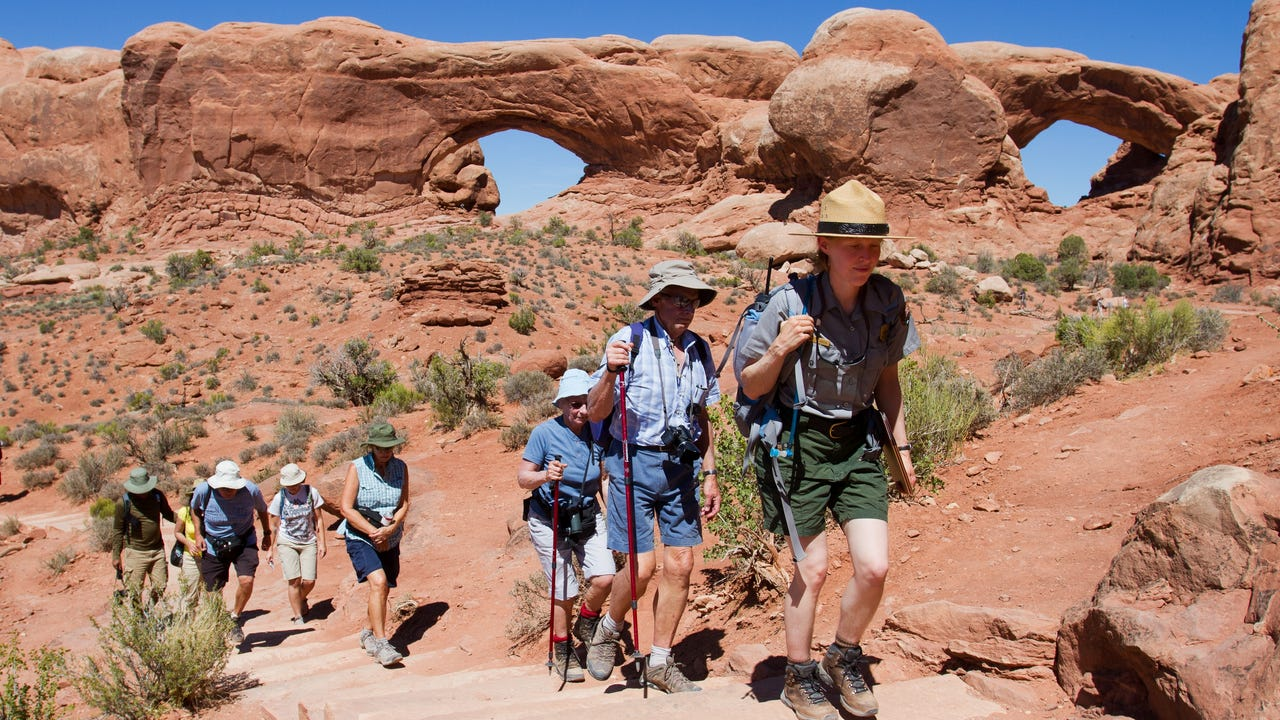 The National Park Service is seeking to attract more minorities as it celebrates its 100th birthday this year. The Park Service says it needs their support if it wants to protect the 84 million acres of parks, monuments, and other sites. (Aug. 24)