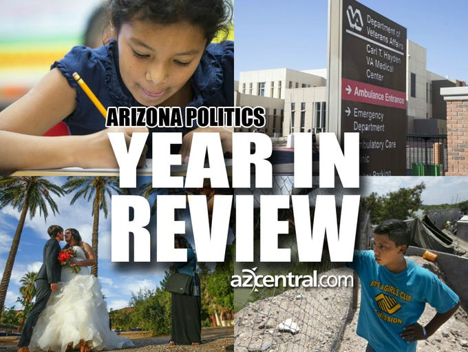 Year in Review 2014: Top 10 Arizona politics stories