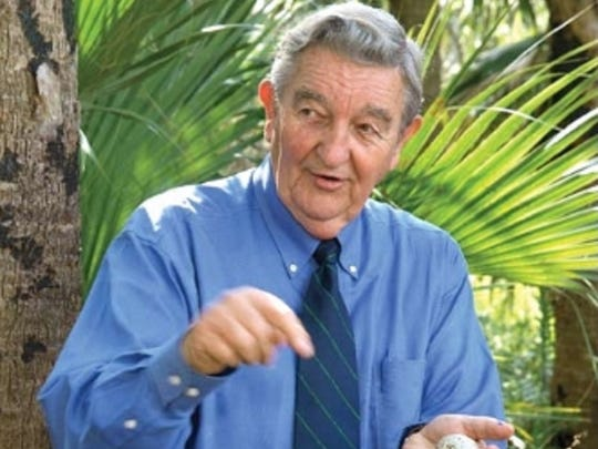 William F. Hammond  is president of the Calusa Nature