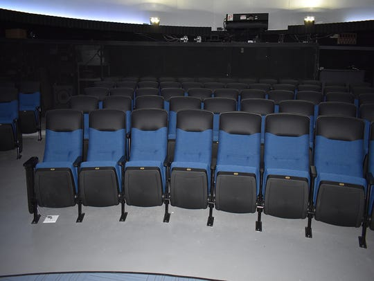 The Raritan Valley Community College Planetarium in