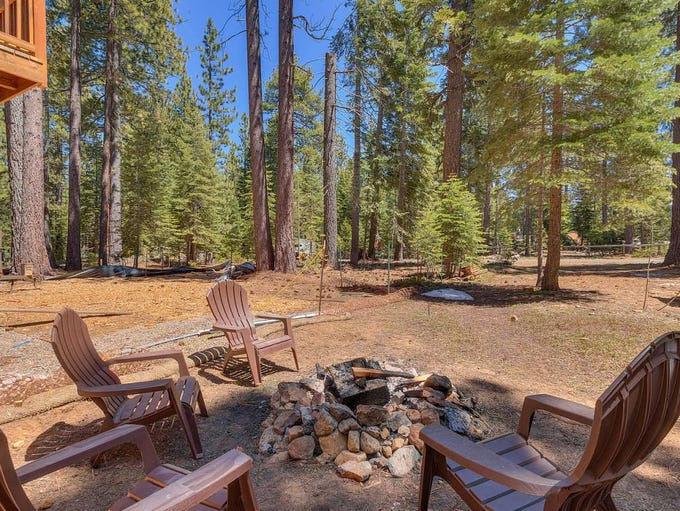 Looking for a starter house in Lake Tahoe? This cabin