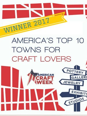 America's Top 10 Towns for Craft Lovers