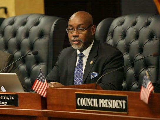 Paterson Councilman Kenneth Morris
