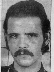 A mug shot of Gerald M. Turner published Aug. 9, 1974 in the Fond du Lac Reporter.