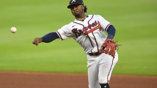 Atlanta Braves second baseman Ozzie Albies has been placed on the injured list.