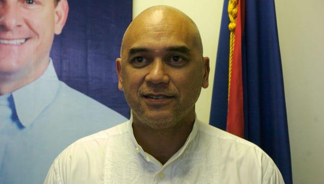 Frank Arriola