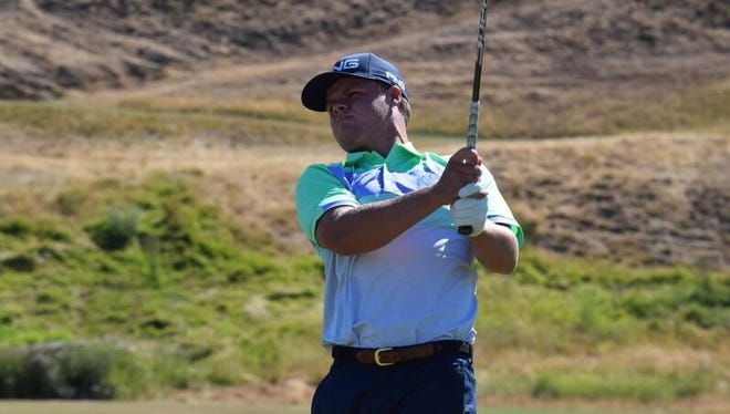 Stephen Osborne finished tied for 28th at the Pacific Coast Amateur golf tournament Friday in Washington.