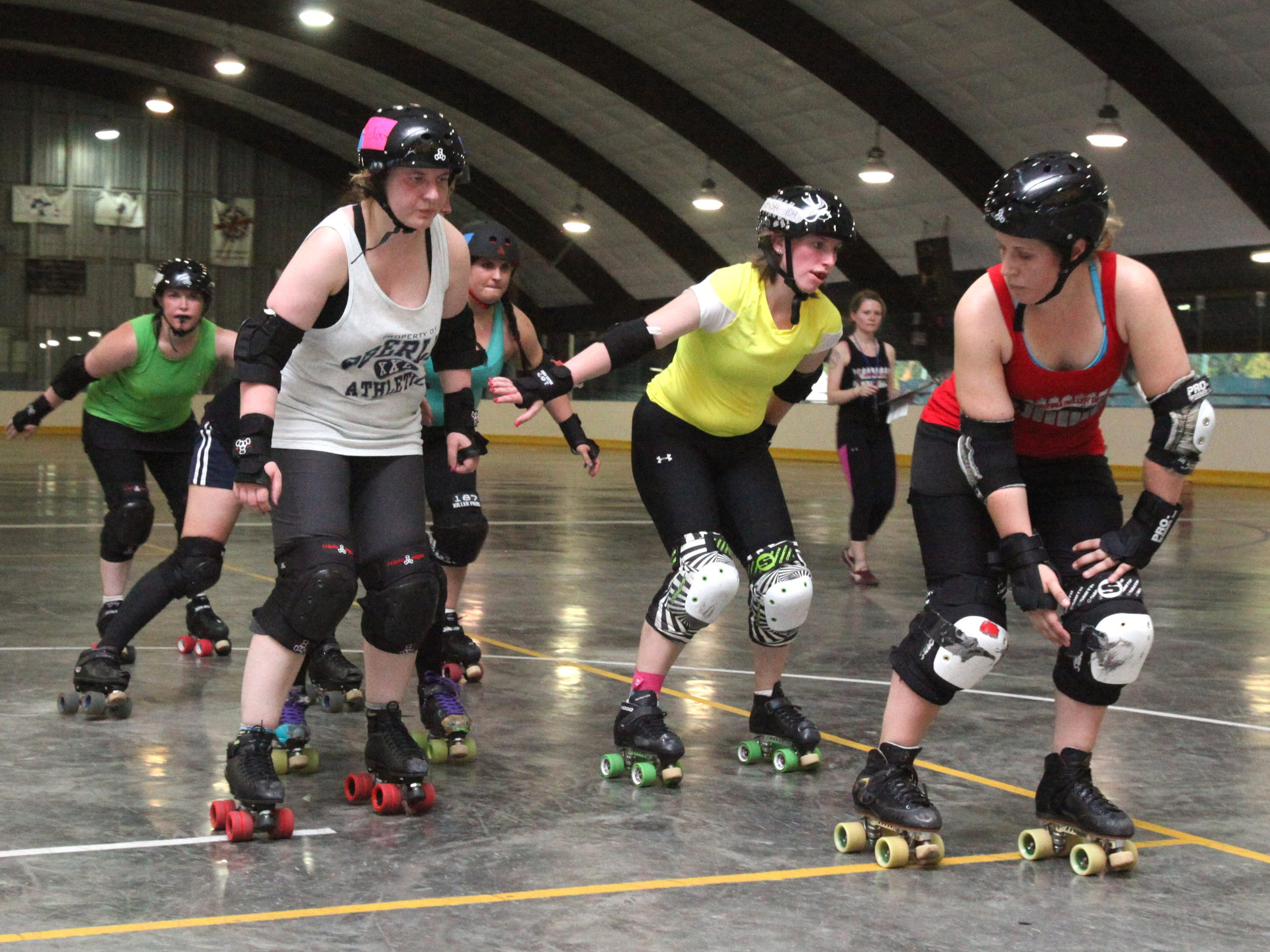 Suburbia Roller Derby will hold tryouts on Sept. 14 and 16.