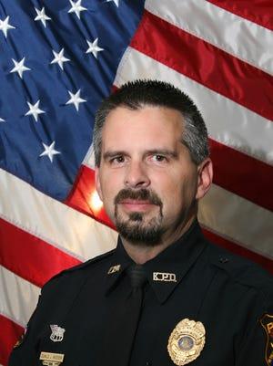 Sgt. Don Krueger of the Kaukauna Police Department