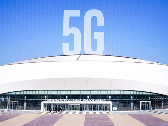 Next generation 5G wireless is being tested at various