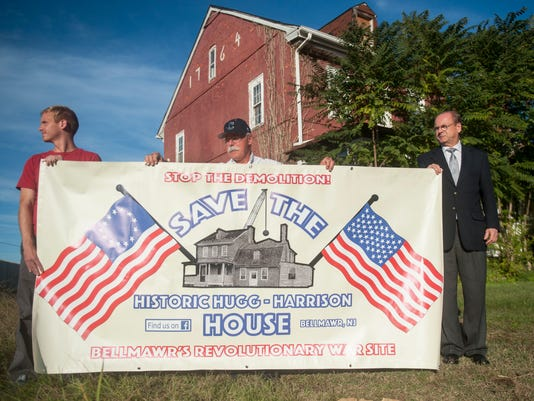 Discussions to save Bellmawr house