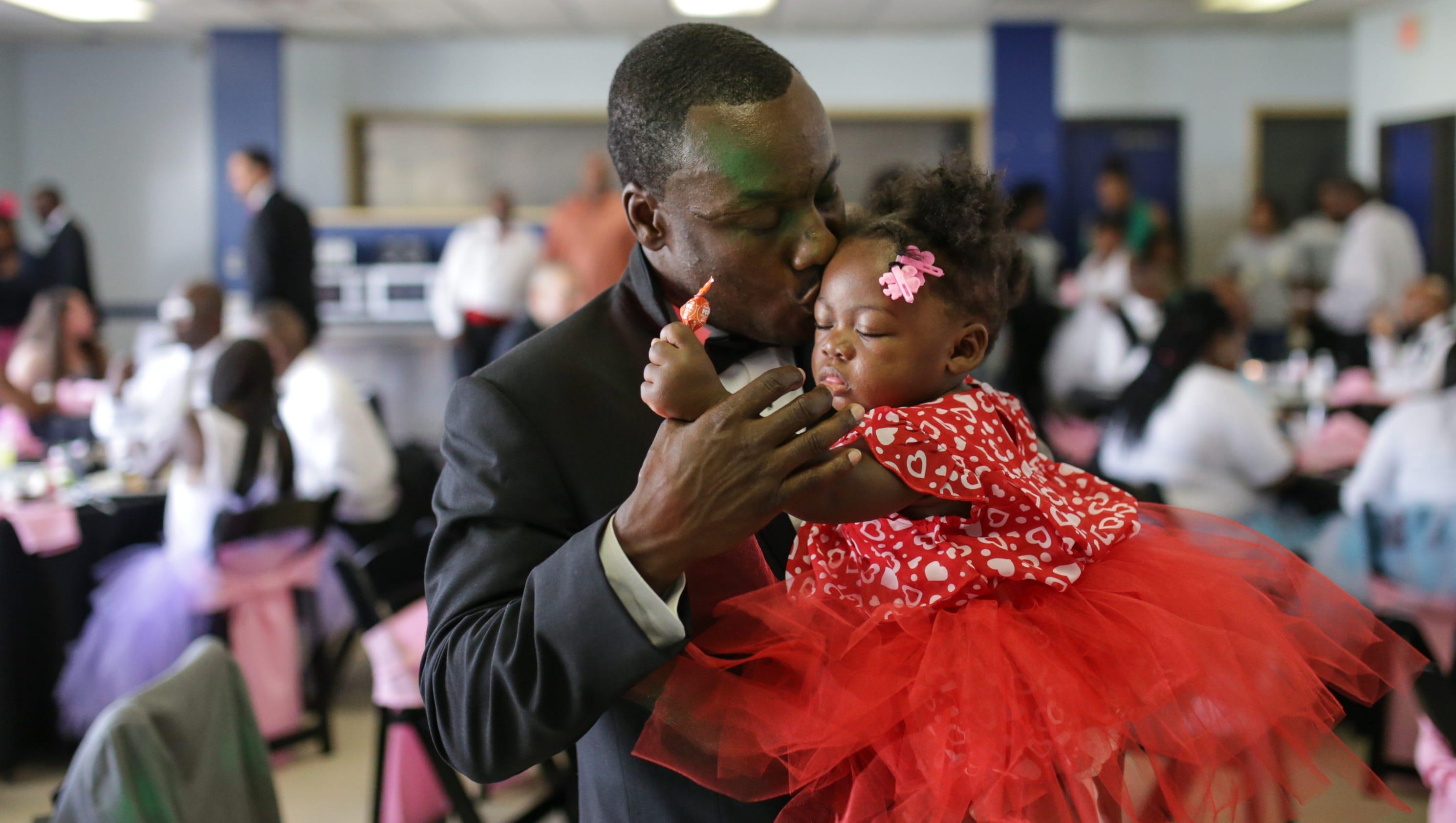 Daddy Daughter dance at Mariners Inn
